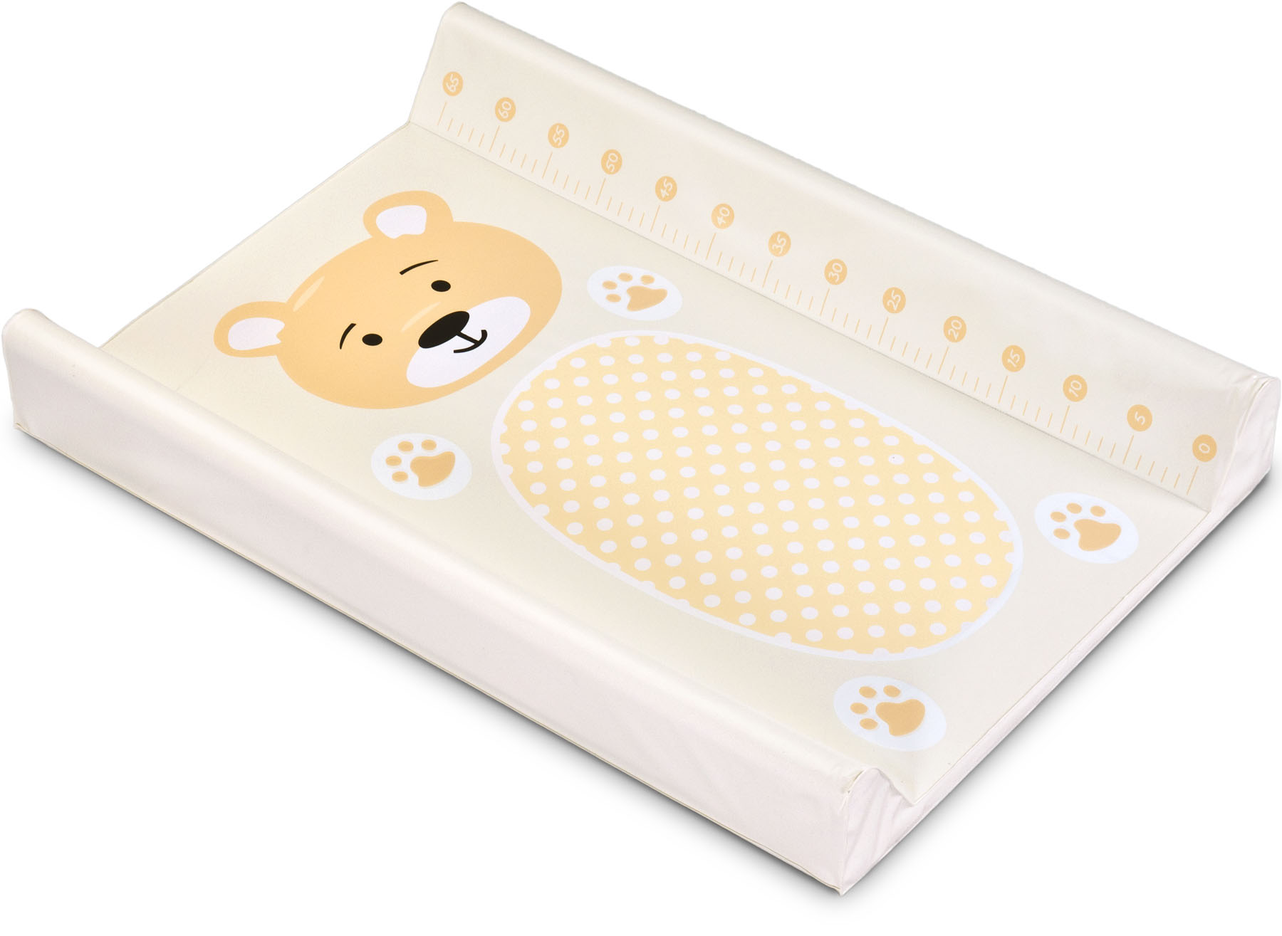 Animals Changing Pad – bear beige