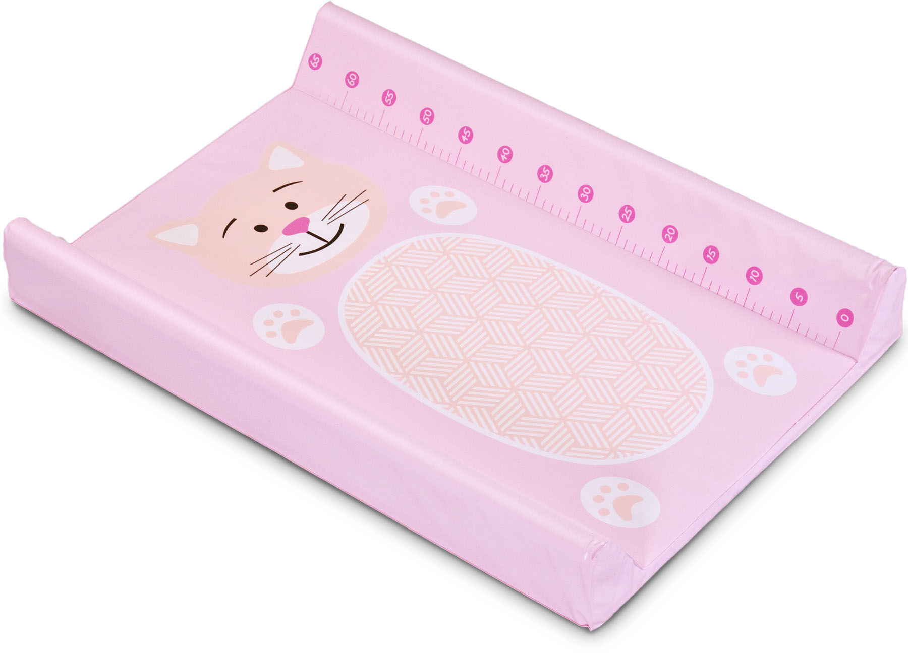 Animals Changing Pad – kitten pink