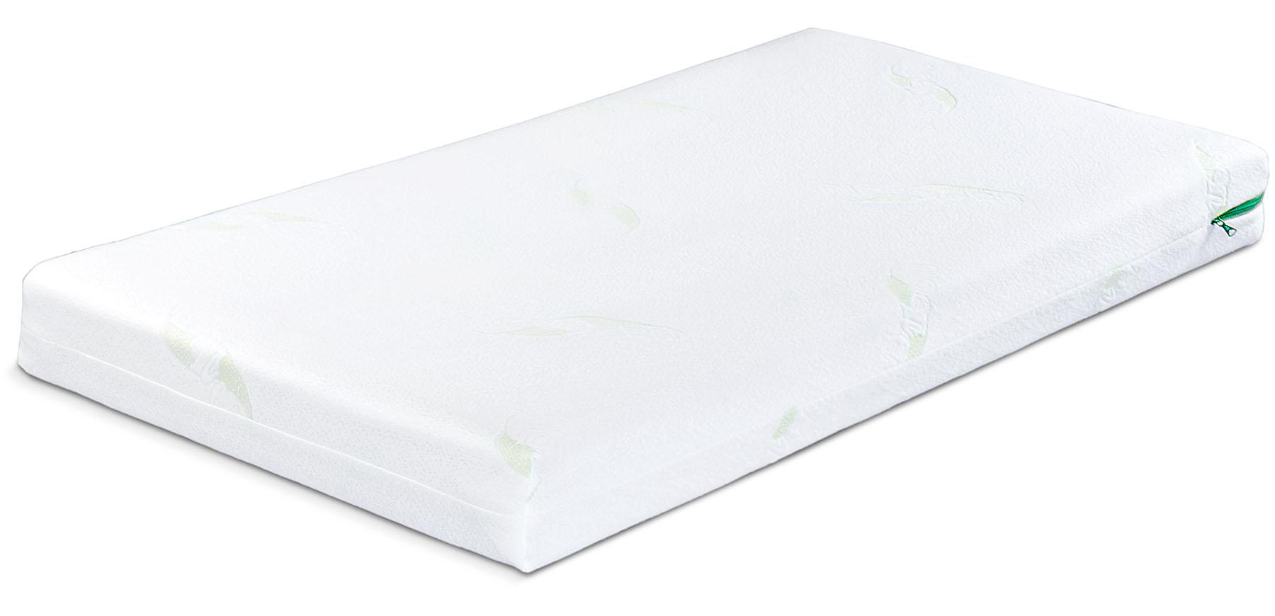 MEMORY ALOE VERA 140 x 70 Thermo elastic Foam-Coconut Mattress