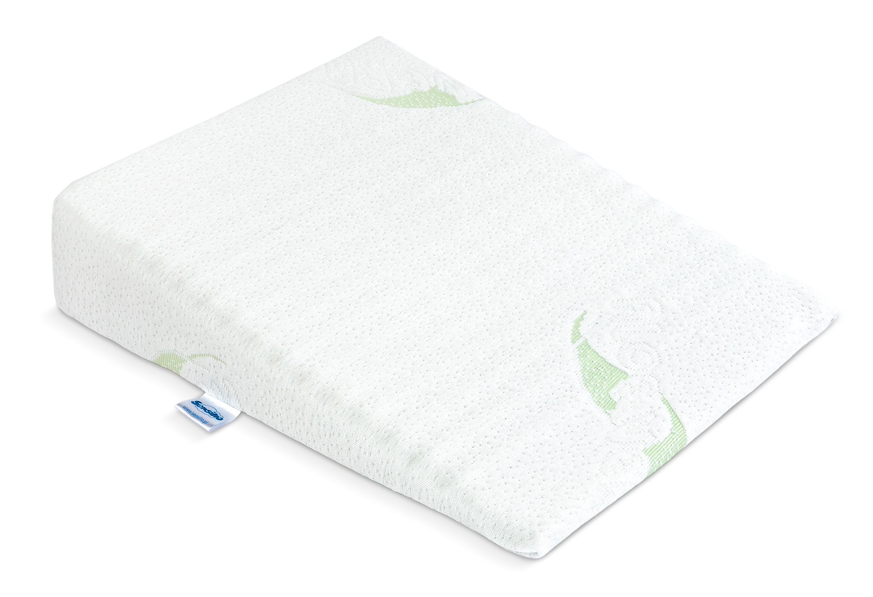 Luxe Aloe Vera Pushchair Wedge Pillow – 38×30