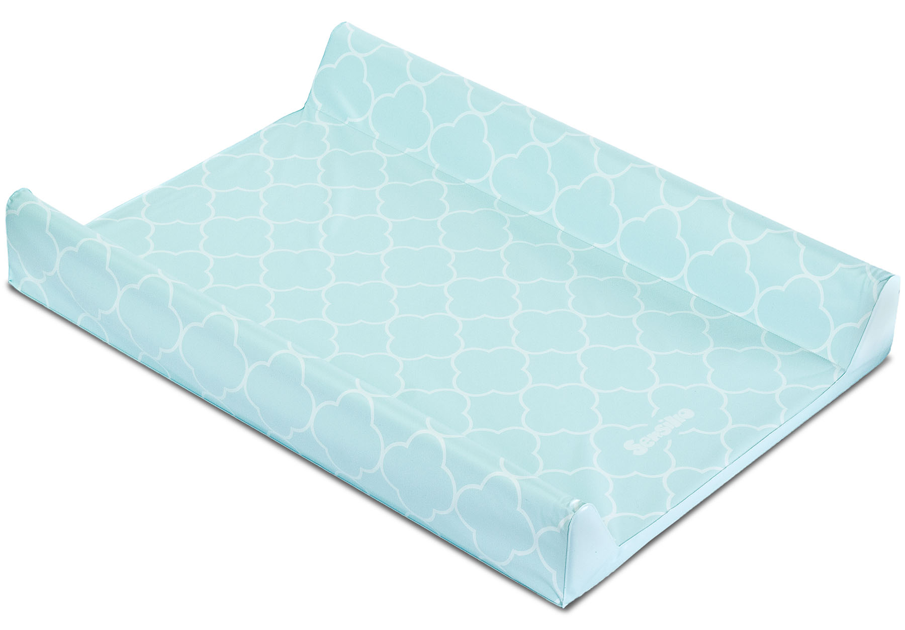 Patterns Changing Pad – clovers mint