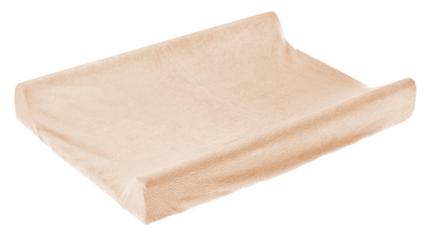 Terry Changing Pad Cover – cappuccino