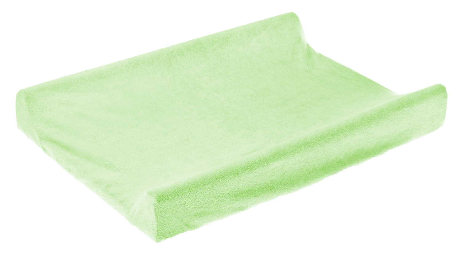 Terry Changing Pad Cover – green