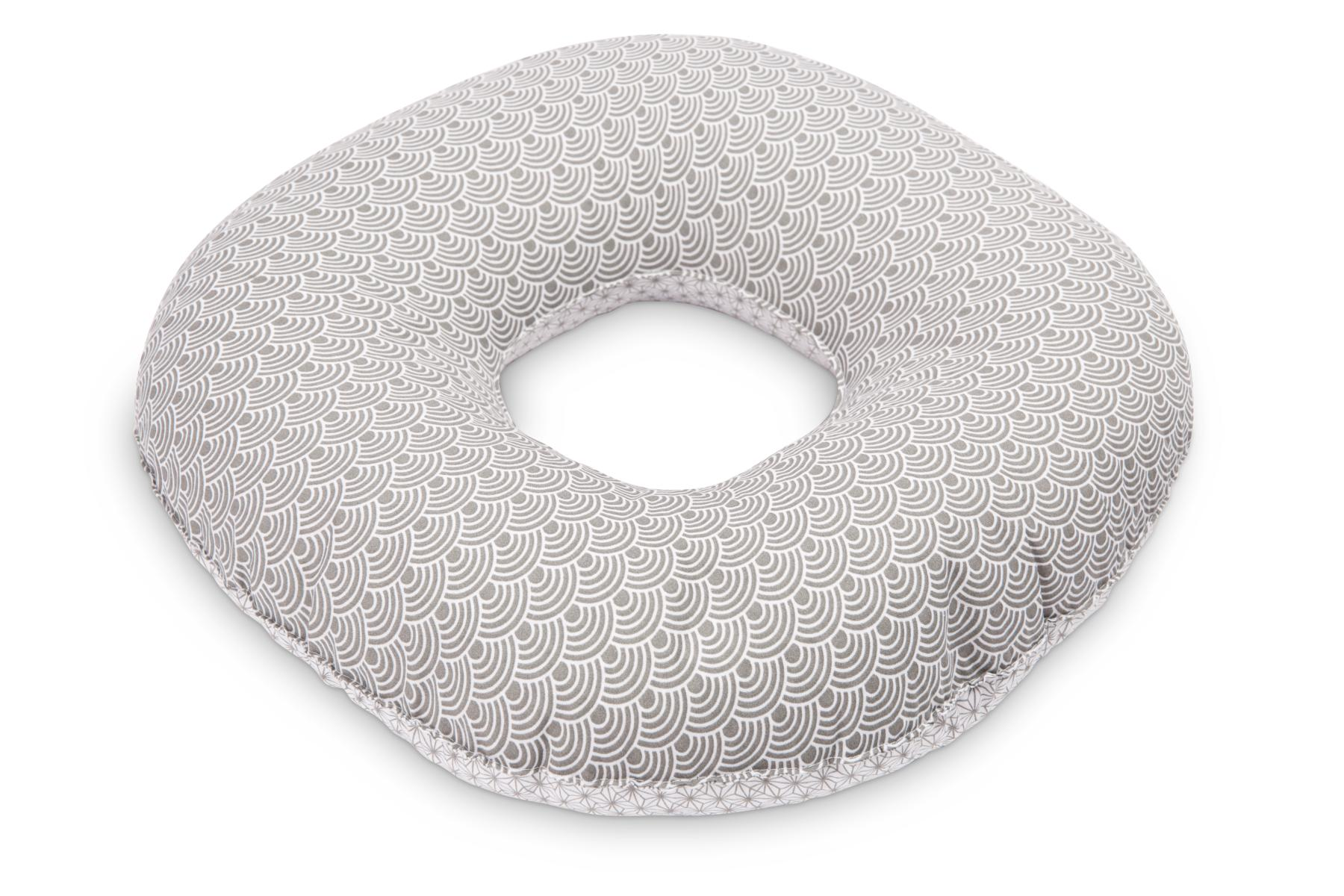 Postnatal Pillow – patterns grey