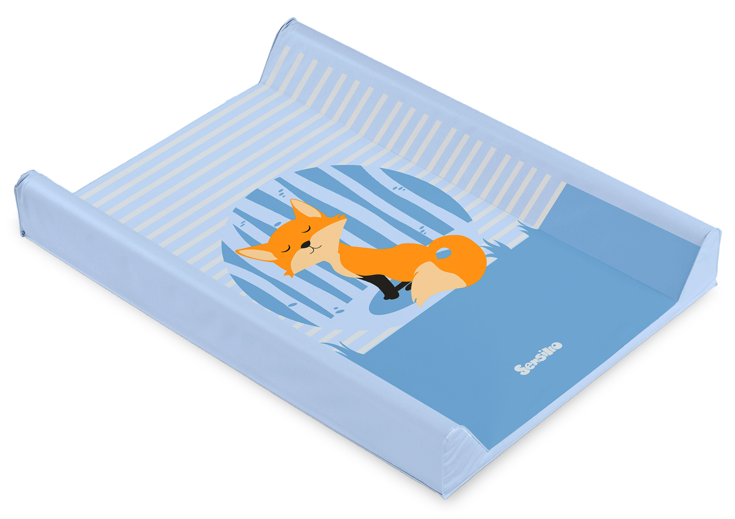 Lovely Friends Changing Pad – fox blue