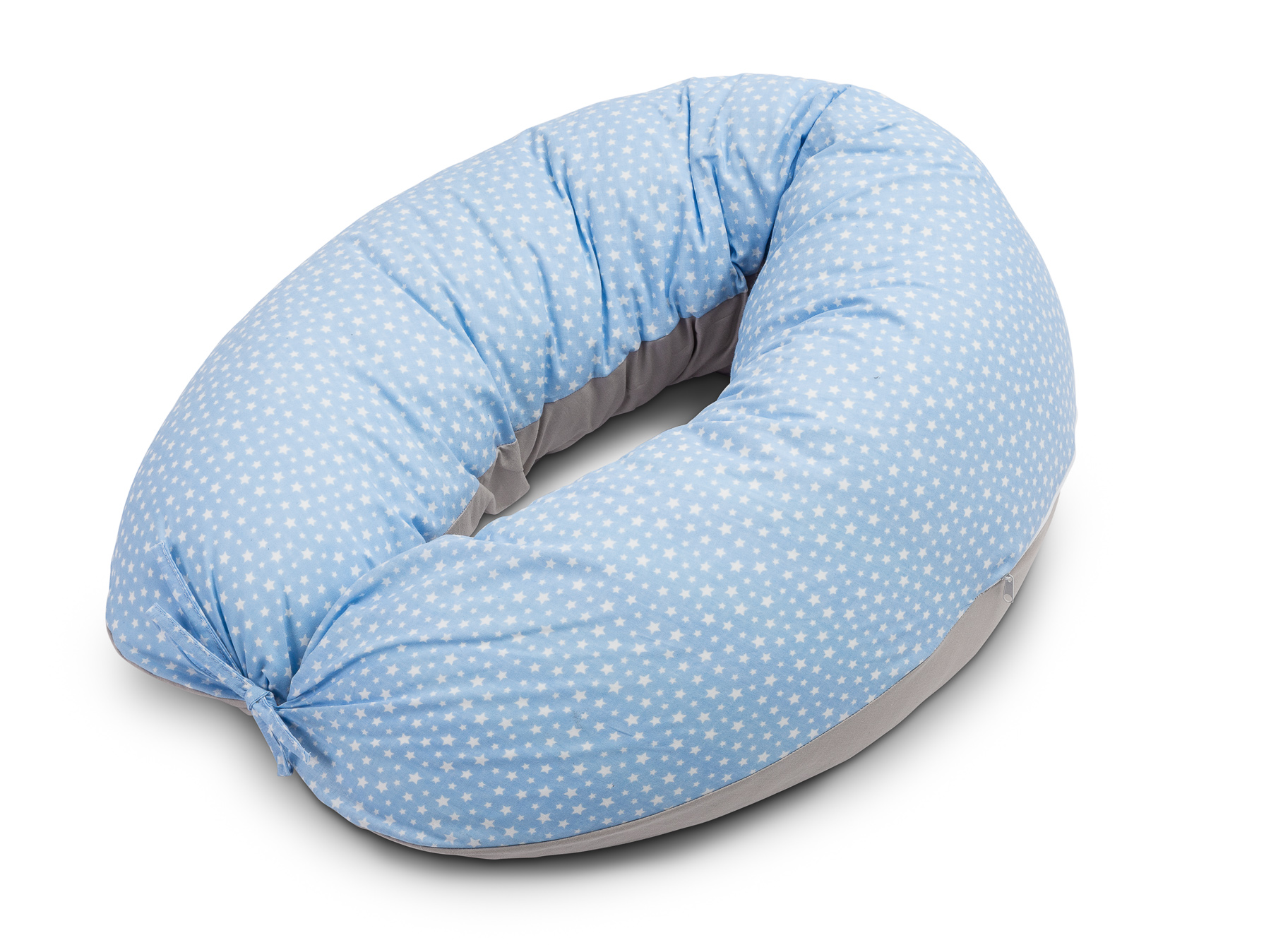 XL Pregnancy Pillow clouds blue