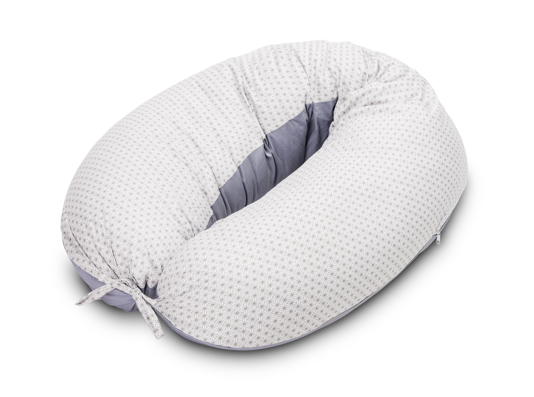 XL Pregnancy Pillow Graphite Patterns