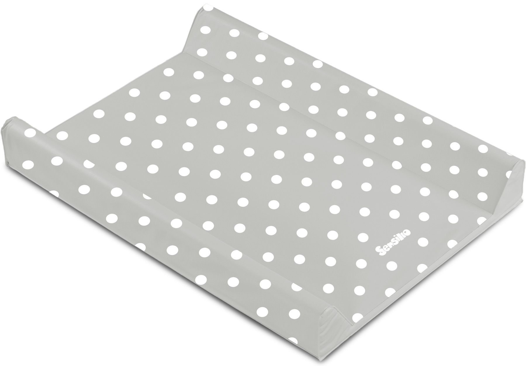Patterns Changing Pad – dots grey