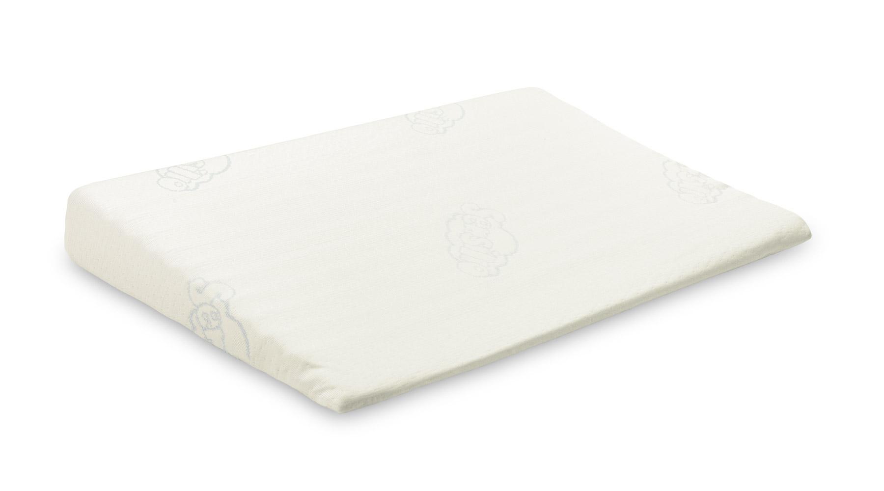 Poduszka klin do łóżeczka – 38×60cm