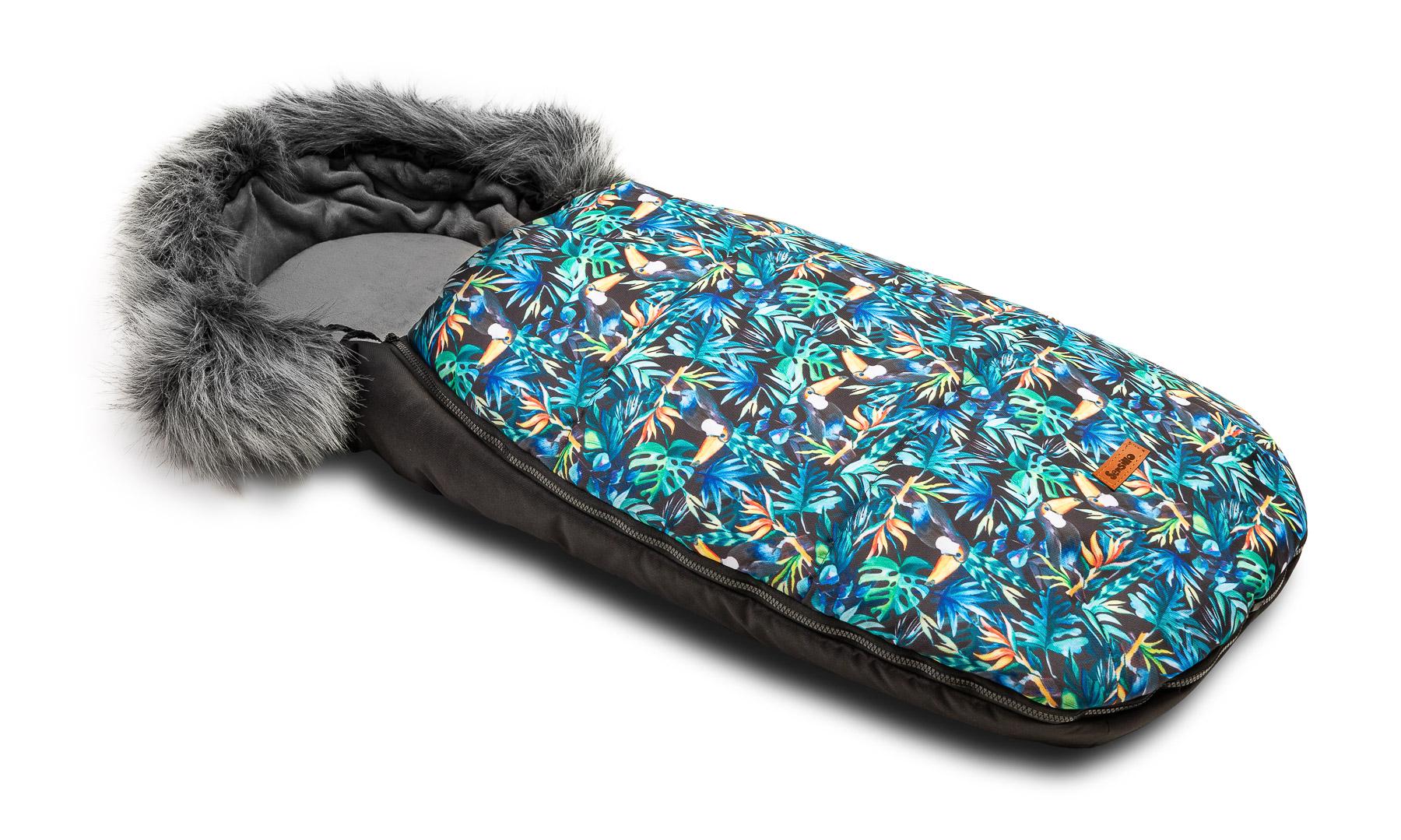 Olaf  Romper Bag – toucans