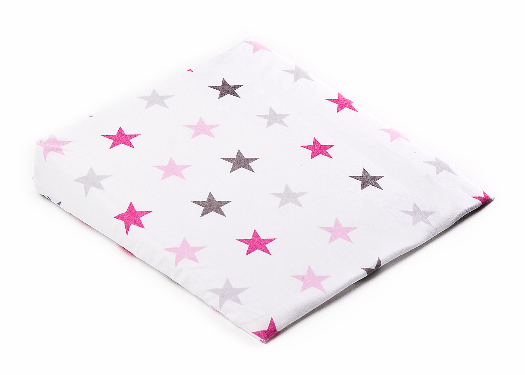 38×30 Wedge Pillowcases – galaxy pink