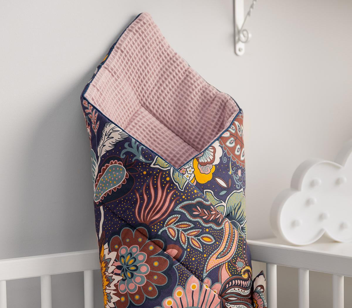 Baby Newborn Soft Swaddle Wrap Sleeping Bag Velvet Cotton Rozek Sensillo New