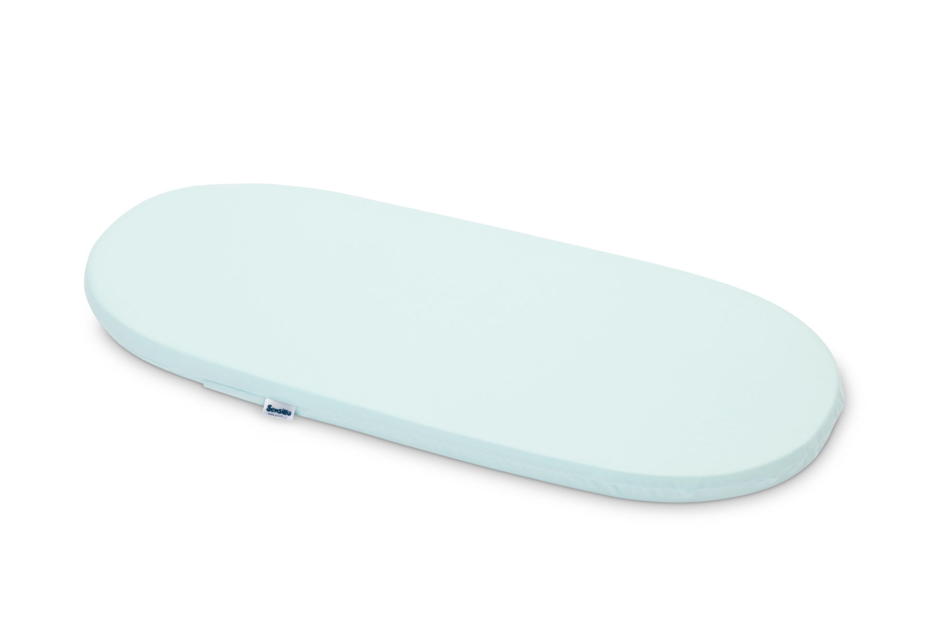 Classic 75×35 cm Pushchair Mattress – blue