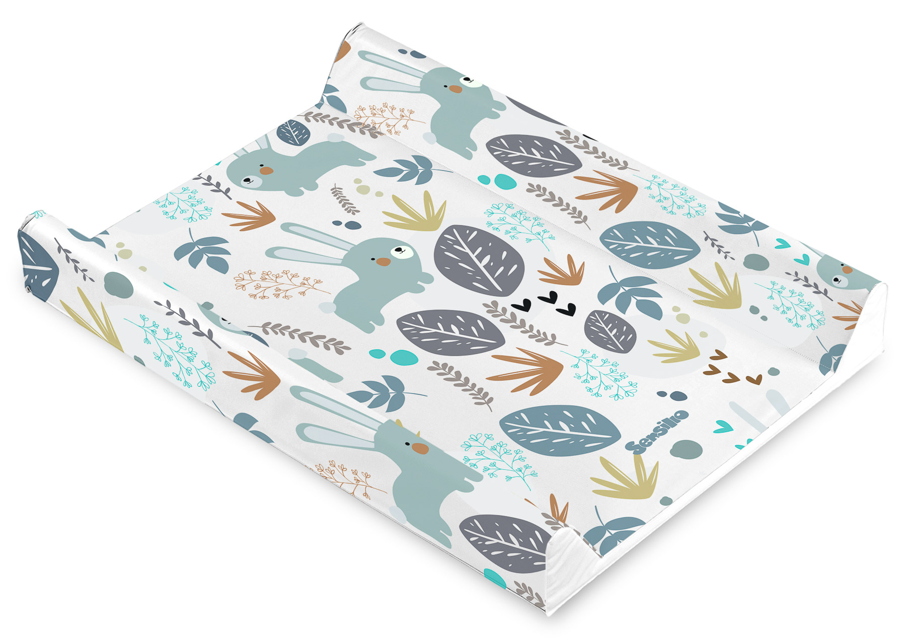 Forest Changing Pad – hare platinum