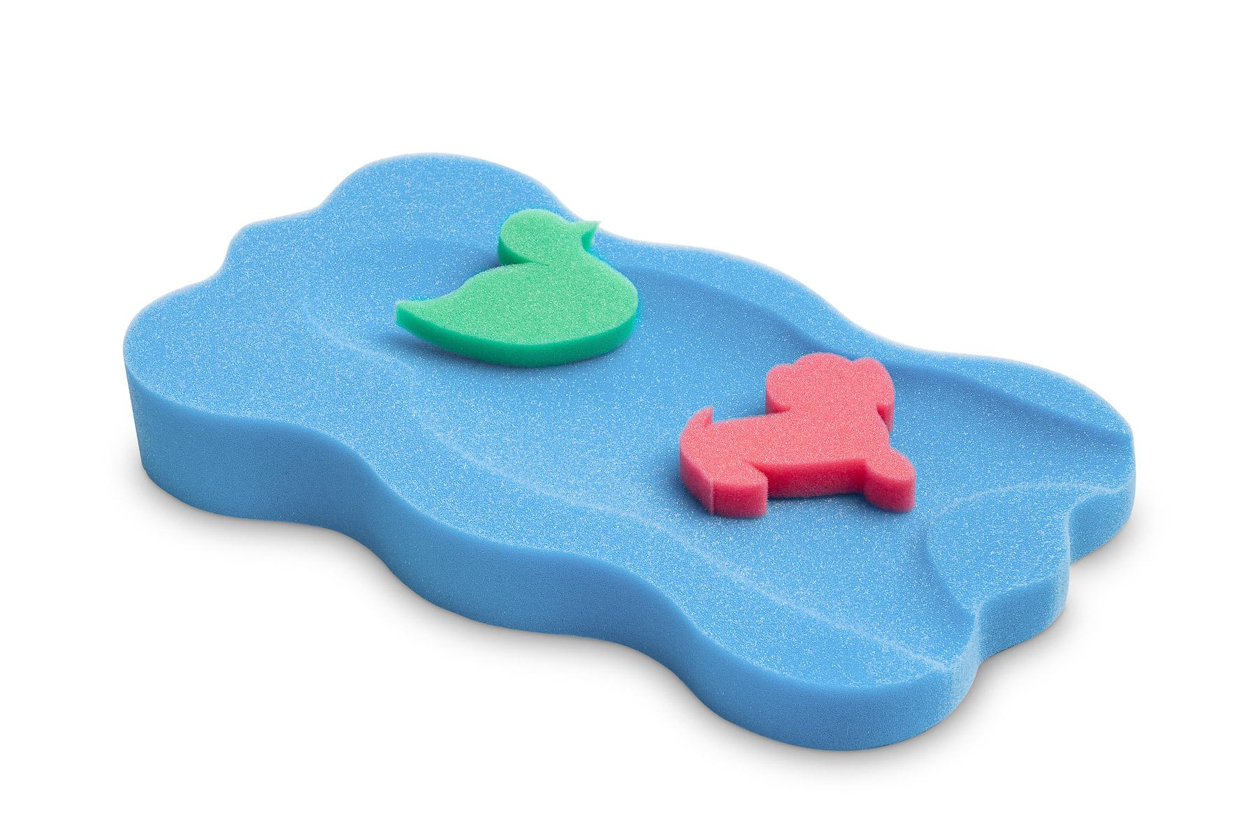 Wkładka do kąpieli maxi – niebieski