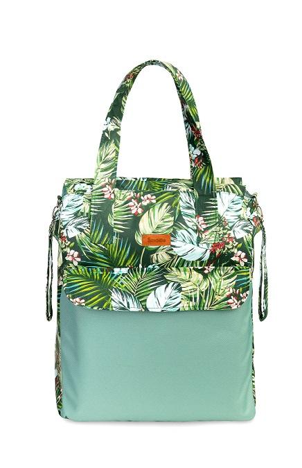 Torba Mama Bag – zielona dżungla