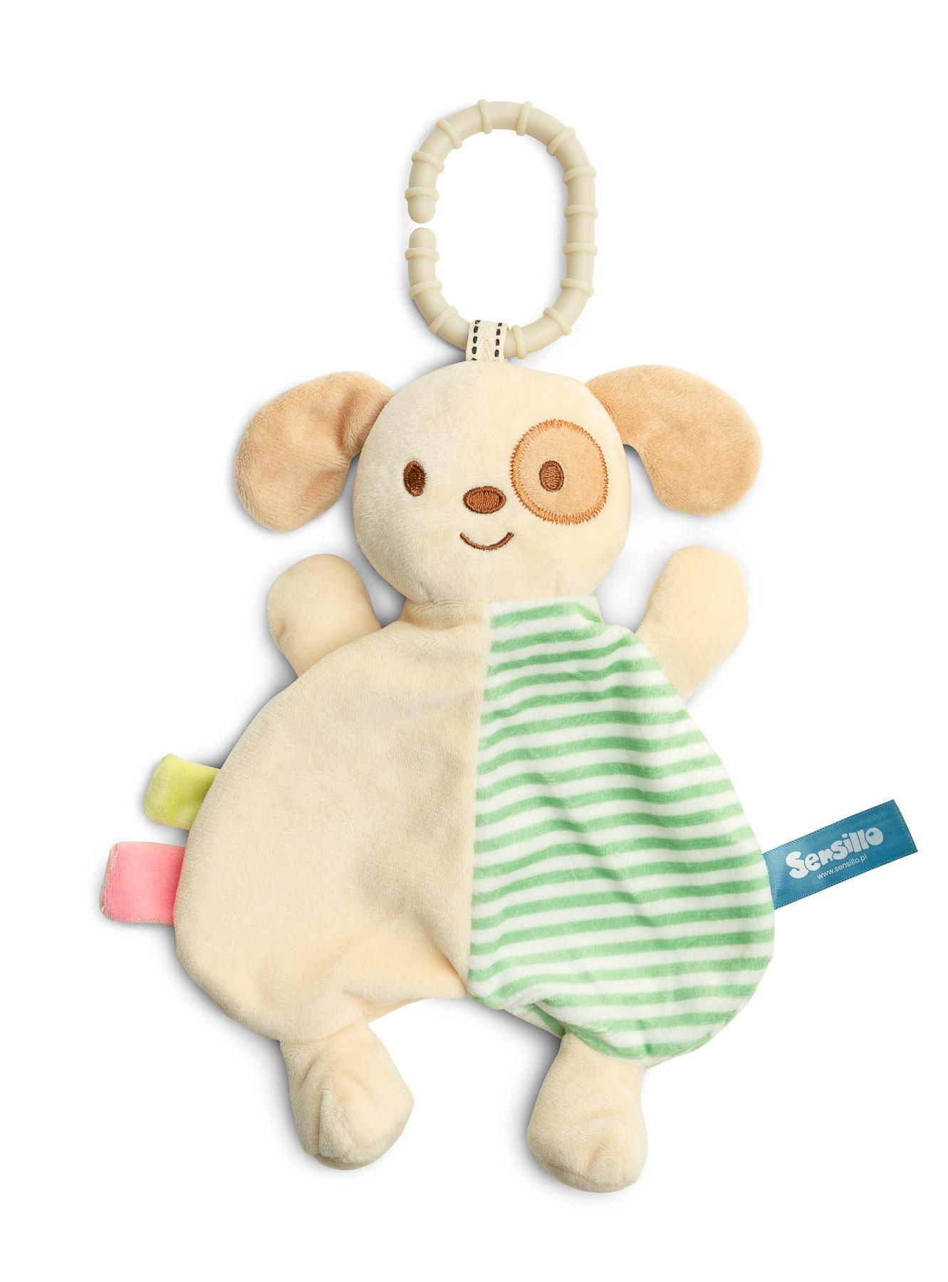 Mini Zoo cuddly toy – dog