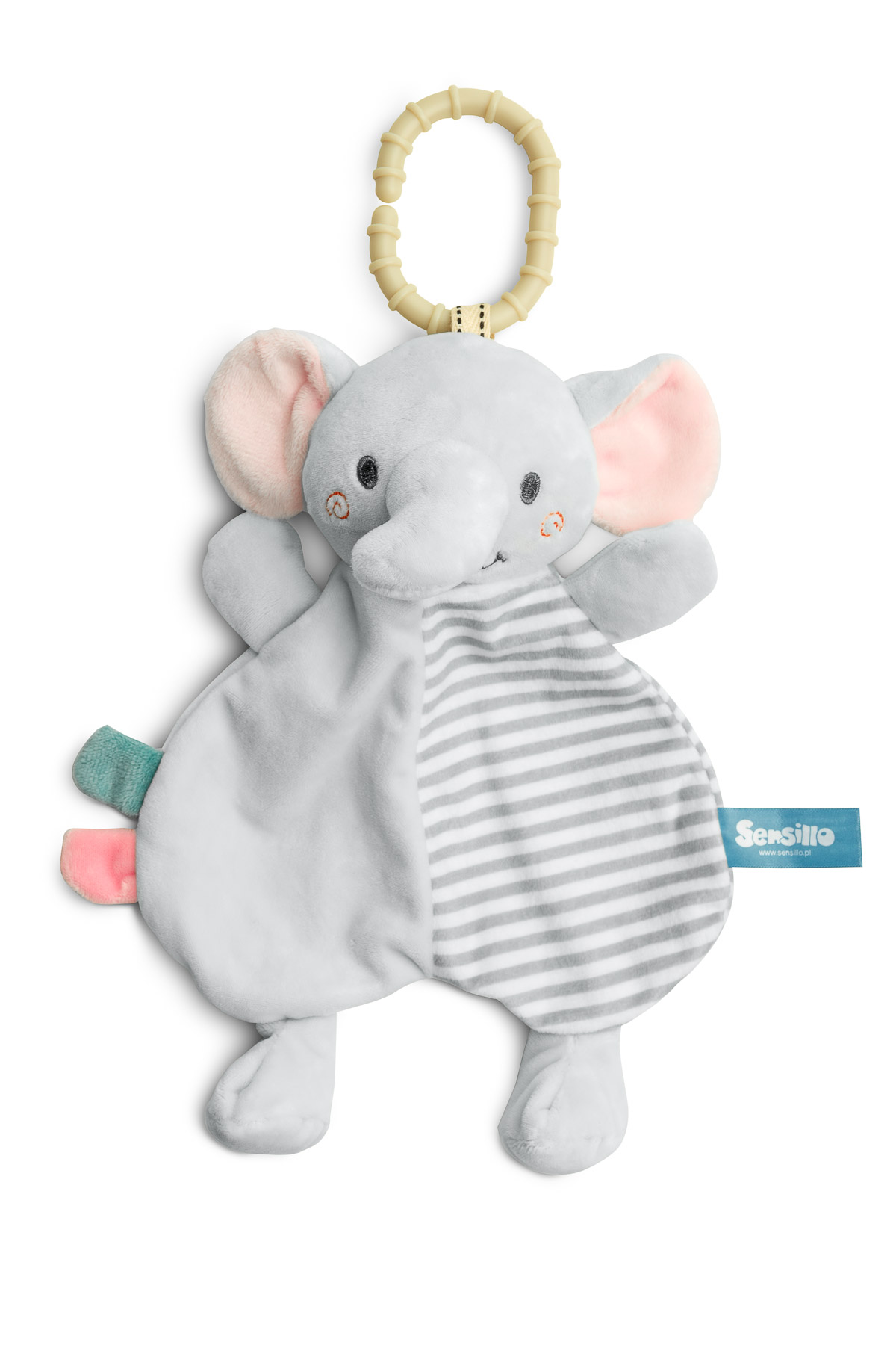 Mini Zoo cuddly toy – elephant