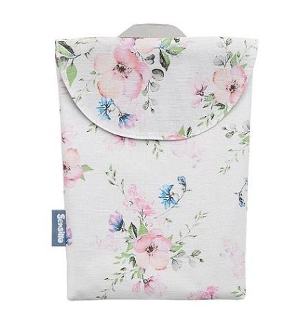 Diaper organizer – flowers