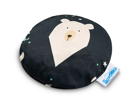 Hot-water Bottle With Cherry Stones – Bear